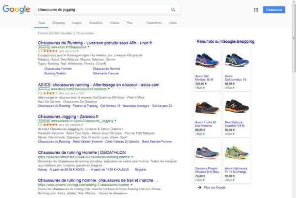 PLA : l'arme publicitaire de Google pour enfoncer (littéralement) Amazon - 2017 - 2018