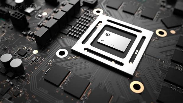 Xbox Scorpio : ce qu'elle aura dans le ventre (officiel) Xbox One, Xbox, Microsoft