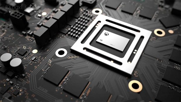 Xbox Scorpio : ouverture du capot ce jeudi - 2017 - 2018