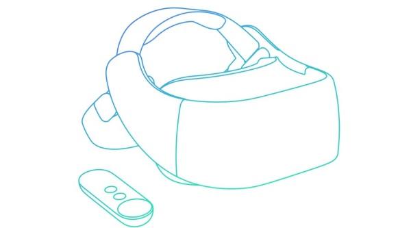 Google I/O : des casques de VR autonomes avec HTC et Lenovo Réalité virtuelle, Google