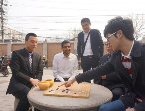 AlphaGo triomphe de nouveau de l'homme
