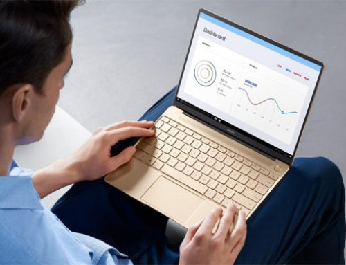 Avec le MateBook X, Huawei s'attaque au MacBook d'Apple