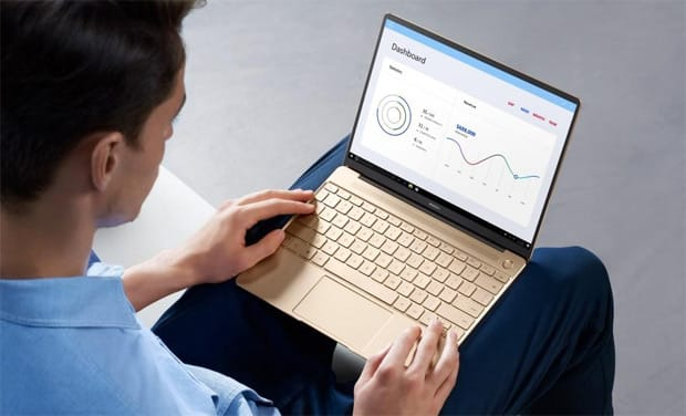 Avec le MateBook X, Huawei s'attaque au MacBook d'Apple PC, MacBook, Huawei, Apple
