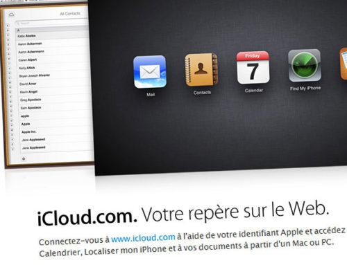 Cloud : les notes de l'iPhone supprimées restent chez Apple