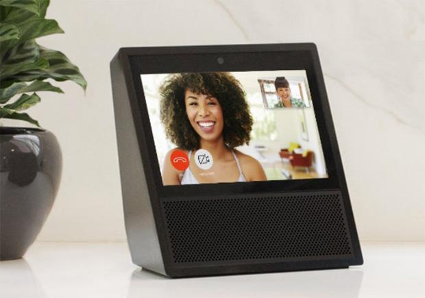 Echo Show : Alexa a un nouveau visage Assistant personnel, Amazon