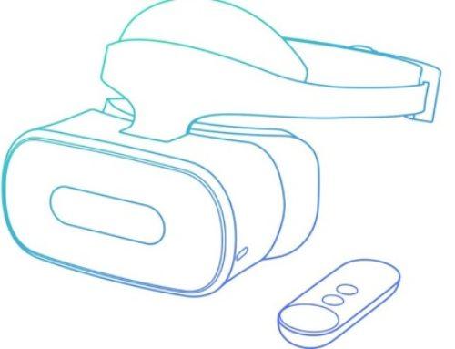 Google I/O : des casques de VR autonomes avec HTC et Lenovo