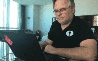 Kaspersky: Eugène Kaspersky : Ils m'ont posé toutes les questions possibles… !