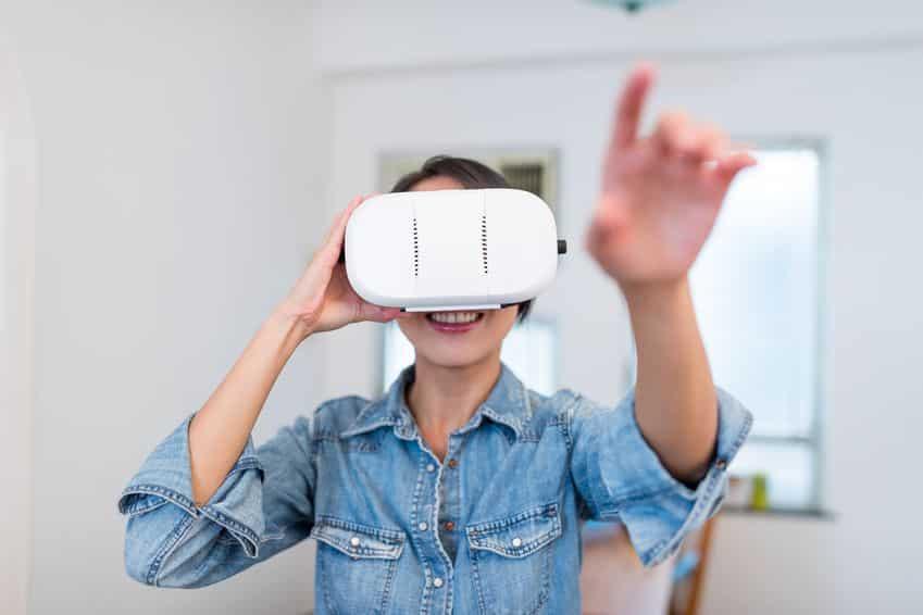 la realite virtuelle debarque dans notre quotidien - La réalité virtuelle débarque dans notre quotidien