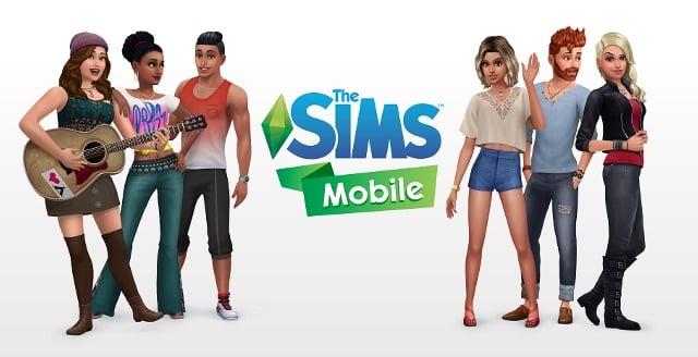 les sims sur smartphone ea veut aussi sa part du gateau - Les Sims sur smartphone, EA veut aussi sa part du gâteau