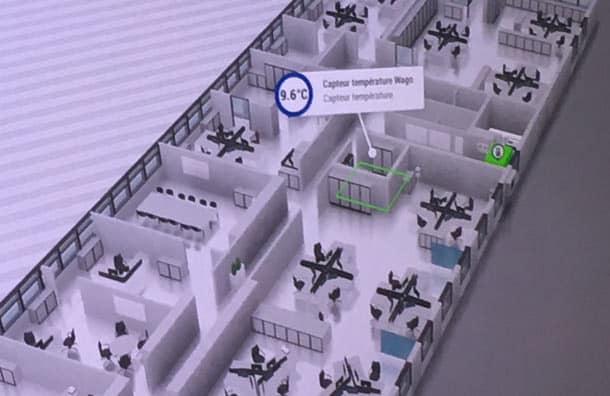 Microsoft et Schneider Electric main dans la main sur l'IOT et la réalité mixte Windows Azure, Réalité virtuelle, Microsoft, Internet des objets, Internet, Casque de réalité virtuelle, Azure