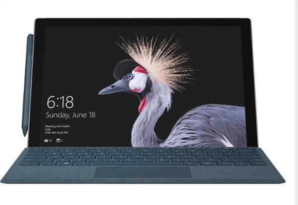 Microsoft : la prochaine Surface Pro 5 se dévoile déjà - 2017 - 2018