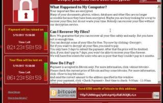 Peur de WannaCry ? Cela donne des idées à des cybercriminels