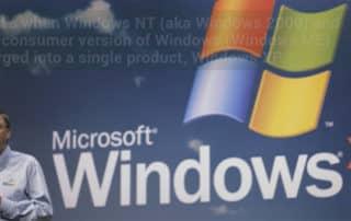 Toujours sous Windows XP ? Vous êtes une menace pour la société
