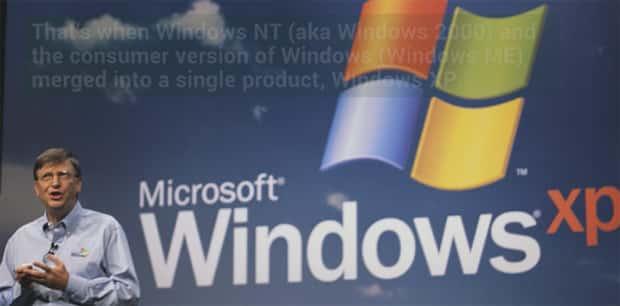toujours sous windows xp vous etes une menace pour la societe - Toujours sous Windows XP ? Vous êtes une menace pour la société