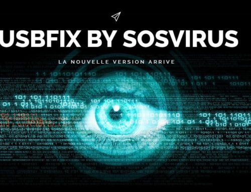 UsbFix va détecter les Ransomware (rançongiciels)
