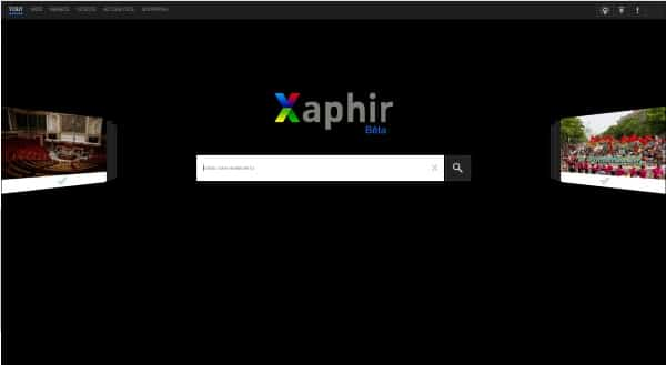 Xaphir : encore un moteur de recherche qui tente de déstabiliser Google - 2017 - 2018