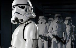 Kaspersky: Ne communiquez pas vos coordonnées bancaires. Encore moins à un soldat de l'empire.