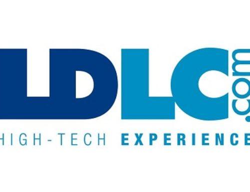 Distribution : LDLC lorgne maintenant Olys