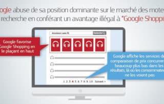 En favorisant Shopping, Google écope d'une sanction record [MAJ]