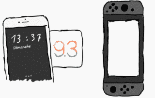 Exploiter un bug de l'iPhone pour pirater la Nintendo Switch