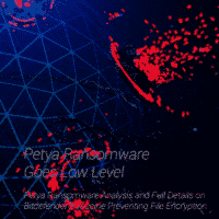 Le ransomware Petya : Etude et vaccin des Bitdefender Labs.
