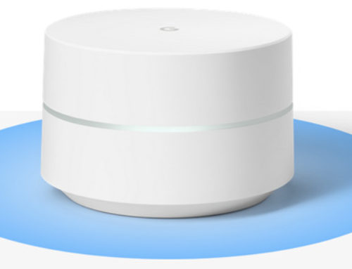 Le routeur Google WiFi arrive en France