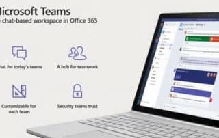 Mêlant nouveau et ancien Microsoft, Teams peut faire de l'ombre à Google