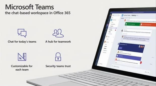 melant nouveau et ancien microsoft teams peut faire de lombre a google - Mêlant nouveau et ancien Microsoft, Teams peut faire de l'ombre à Google