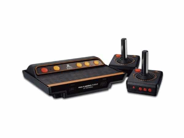 nostalgeek au tour datari de sengouffrer dans la breche - Atari prépare une nouvelle console