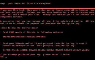 Ransomware NotPetya : les entreprises chiffrent leurs lourdes pertes