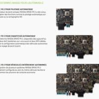 Nvidia, grand gagnant (pour l'heure) sur le segment des voitures autonomes
