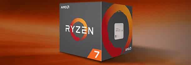 Ryzen : AMD séduit les 5 principaux fabricants de PC - 2017 - 2018