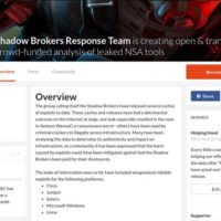 shadow brokers un projet de crowdfunding avorte au dernier moment 200x200 - Oracle : patch record pour les failles des Shadow Brokers