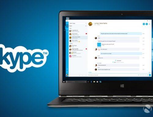 Skype : panne majeure en Europe et dans une partie des US