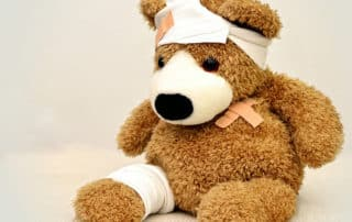 Un prodige de 11 ans transforme un ours en peluche en véritable menace