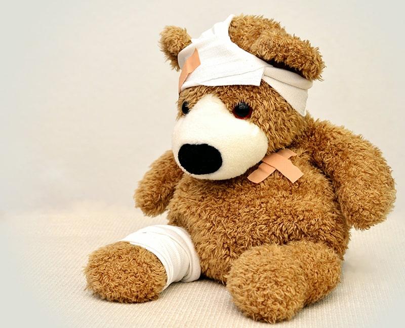 un prodige de 11 ans transforme un ours en peluche en veritable menace - Un prodige de 11 ans transforme un ours en peluche en véritable menace