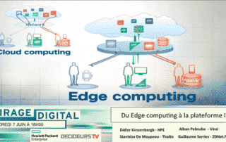 Virage Digital : Du Edge Computing à la plateforme IoT ?