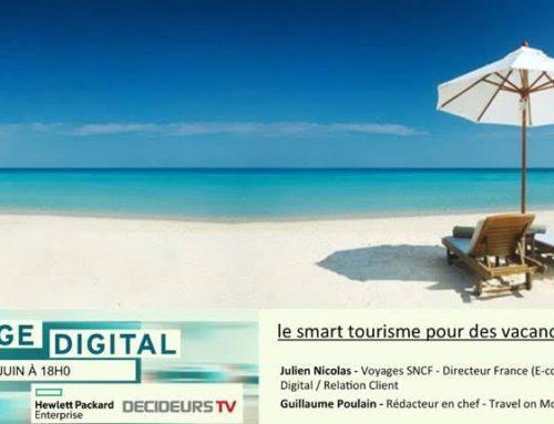 Virage Digital : Le smart tourisme pour des vacances malines