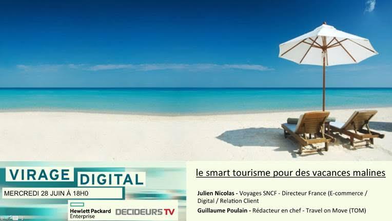 virage digital le smart tourisme pour des vacances malines - Virage Digital : Le smart tourisme pour des vacances malines