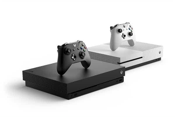 xbox one x quand microsoft mise sur la puissance pour faire la difference - Xbox One X : Microsoft rejette toute comparaison avec la PS4 Pro de Sony