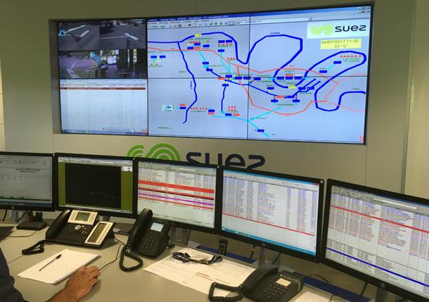 Des détecteurs acoustiques connectés sur les réseaux d'eau pour lutter contre les (inévitables) fuites Internet, Gestion de données