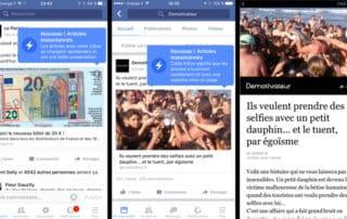 Facebook : les Instant Articles pourront devenir payant