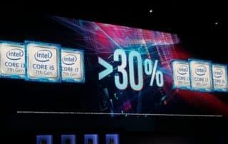 Les futurs processeurs Intel Coffee Lake incompatibles avec les cartes mères actuelles
