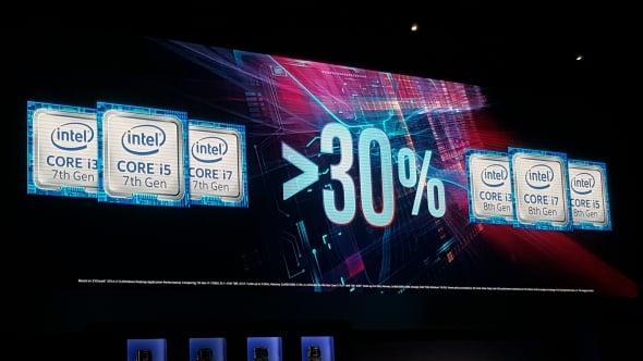 intel des fuites laissent entrevoir la contre attaque face a ryzen damd - Intel : des fuites laissent entrevoir la contre-attaque face aux Ryzen d'AMD