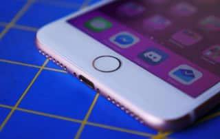 iPhone 8 : abandon de TouchID au profit d'une techno de reconnaissance faciale 3D ?
