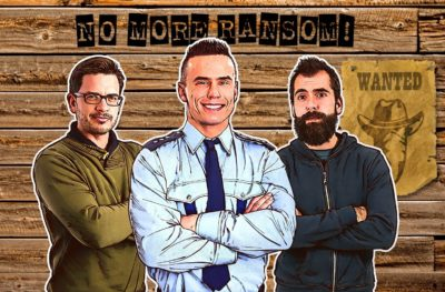 Kaspersky: No More Ransom: Une année très productive - 2017 - 2018