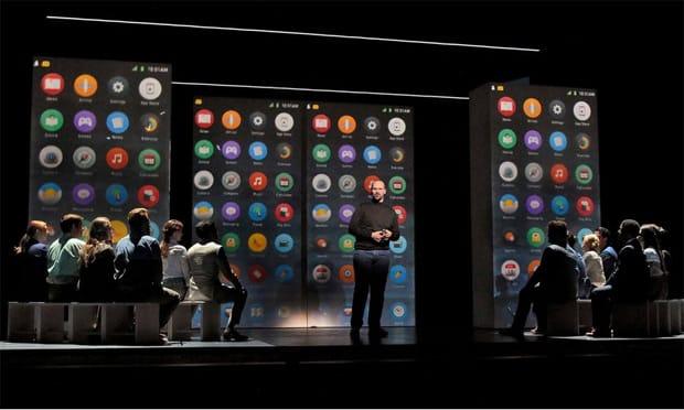 "la revolution de steve jobs se chante a lopera - La ""révolution"" de Steve Jobs se chante, à l'opéra"