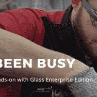 Les Google Glass font leur retour dans une version dédiée aux entreprises