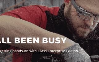 Les Google Glass font leur retour dans une version dédiée aux entreprises [MAJ]