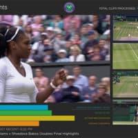 L'intelligence artificielle au service sur le gazon de Wimbledon